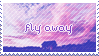 Stamp || Fly Away by xDre-am