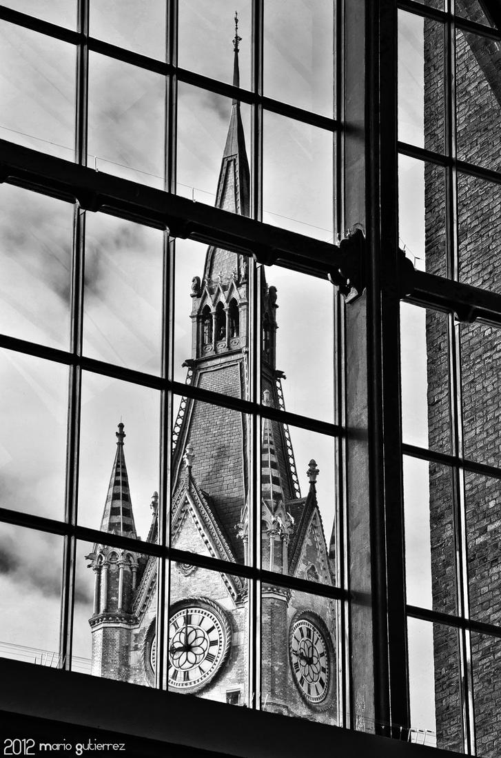 From the windows. by MarioGuti