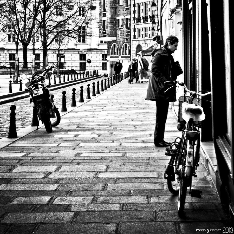 La vie quotidienne. by MarioGuti