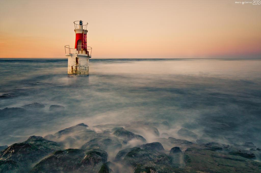 Still afloat. by MarioGuti