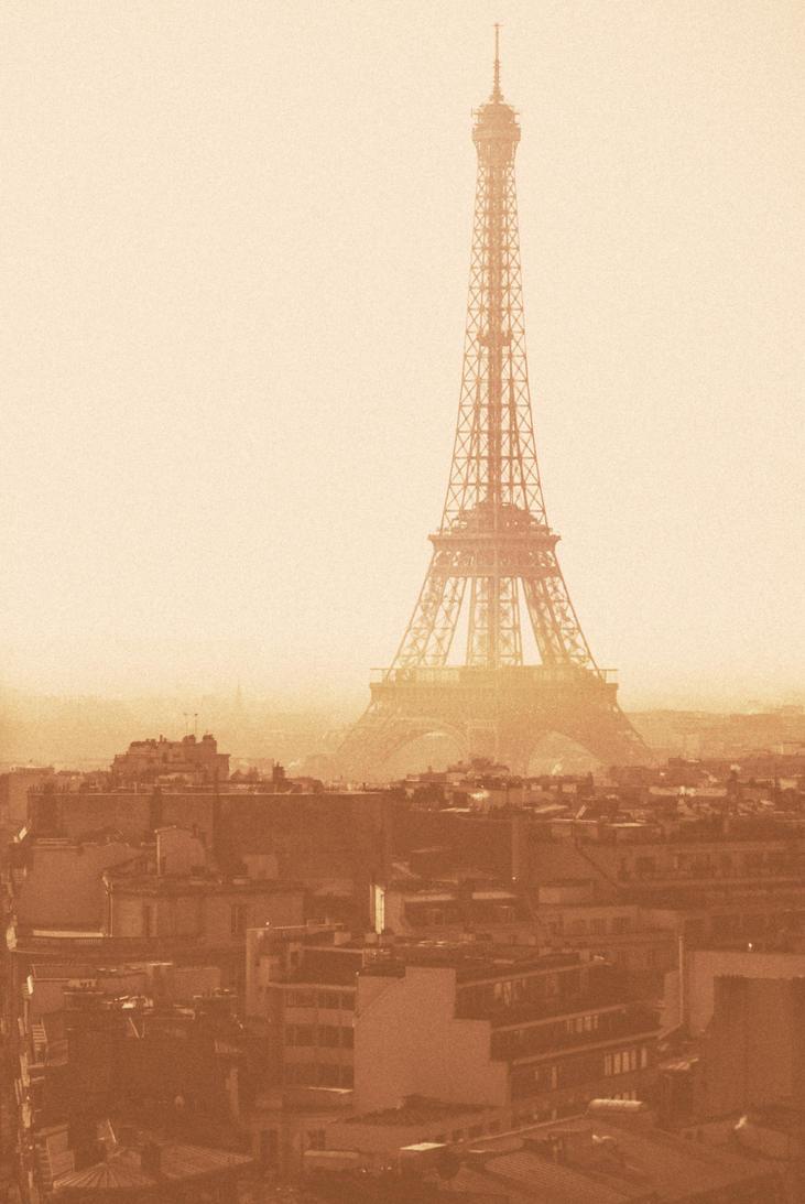 Expired Paris by MarioGuti