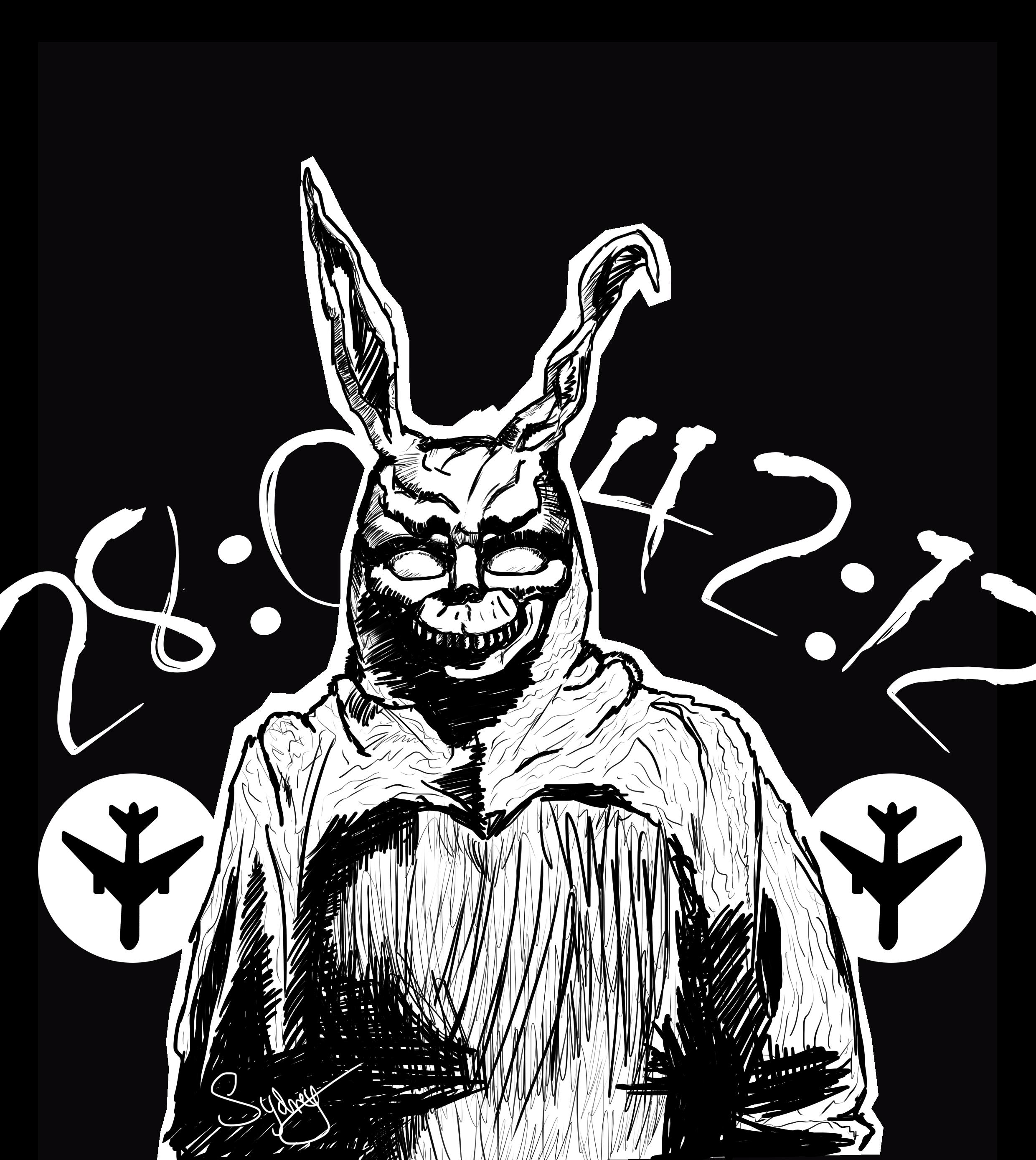 Donnie Darko by sydneypamplona