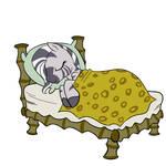 Sleeping Zecora (CSIMadMax)