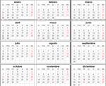 Calendario 2013 png