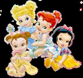 Nenitas png [Princesas Png]
