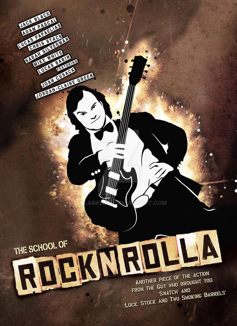 The School of RocknRolla (Work In Progress) by tclarke597