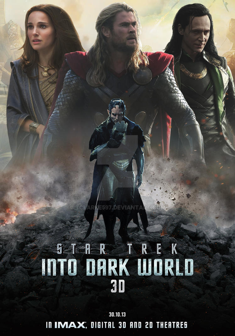 Star Trek Into Dark World by tclarke597
