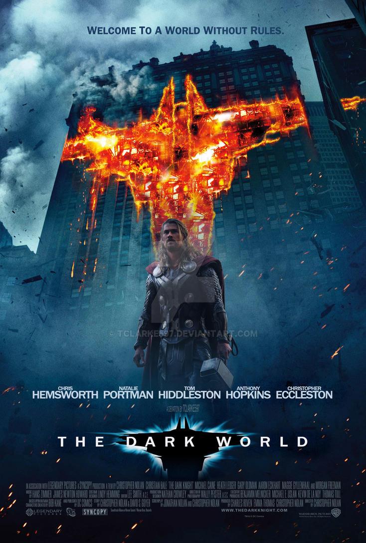 The Dark World [The Dark Knight] (WIP) by tclarke597