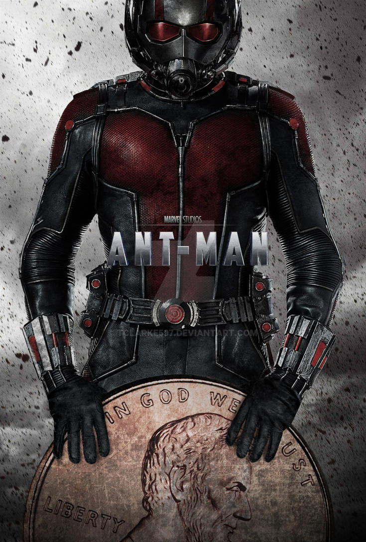 Ant-Man [Captain America: The First Avenger] by tclarke597