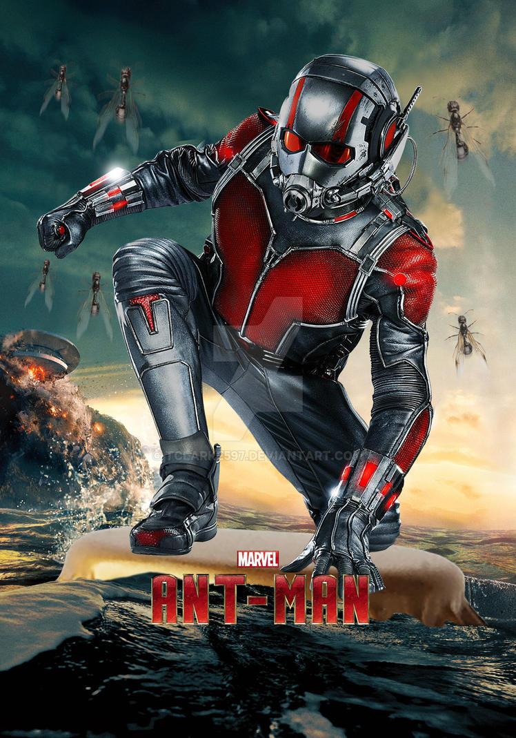 Ant-Man [Iron Man 3] by tclarke597