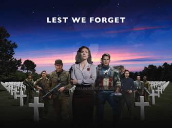 Lest We Forget (Wallpaper)