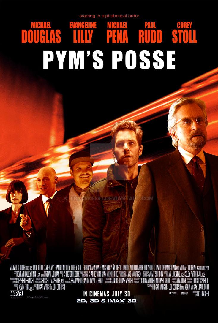 Pym's Posse [Ocean's Eleven] (WIP) by tclarke597