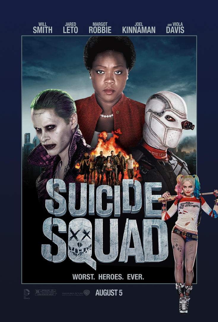 Suicide Squad [Gangster Squad] by tclarke597