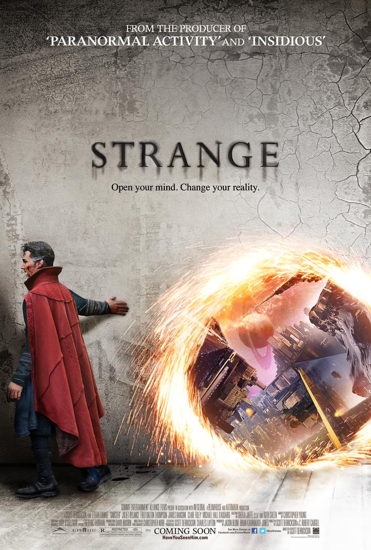 Strange [Sinister] by tclarke597