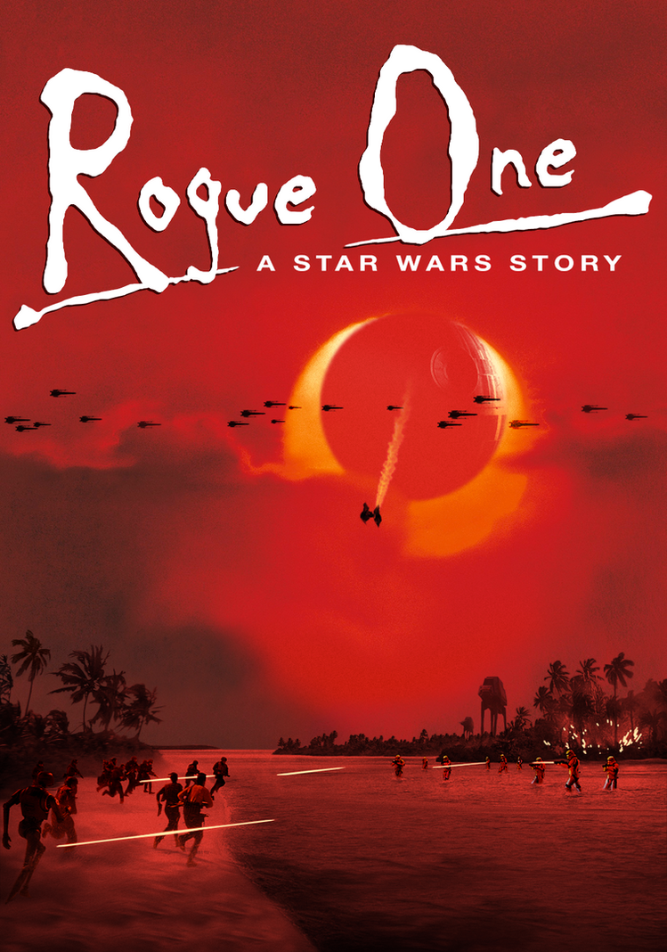 Rogue One [Apocalypse Now] by tclarke597