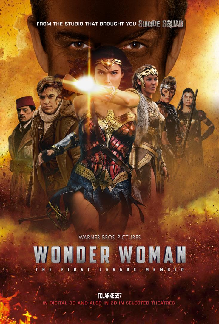 Superman and wonder woman couple-2560