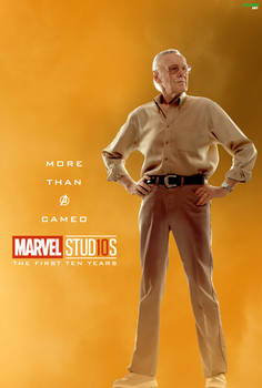 MARVEL STUD10S: More Than A Cameo