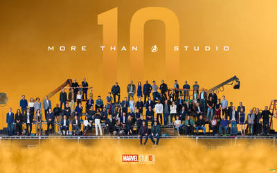 MARVEL STUD10S: More Than A Studio