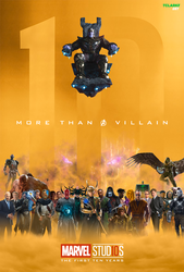 MARVEL STUD10S: More Than A Villain