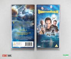 MCU VHS - Quantum Realm