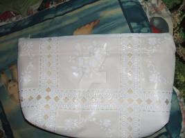 Lace Travel bag