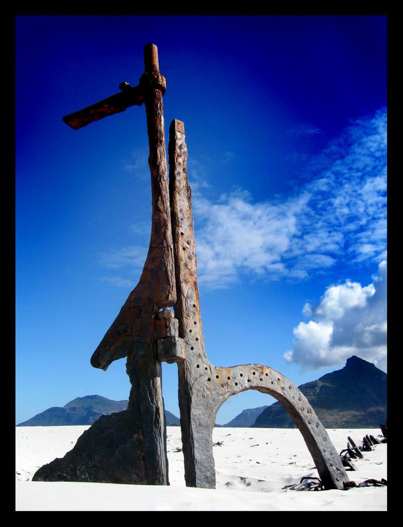 Kakapo Wreck by Berecca