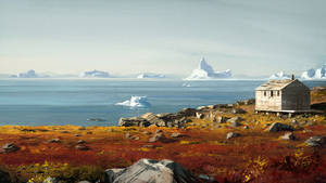 Greenland by Twin1626