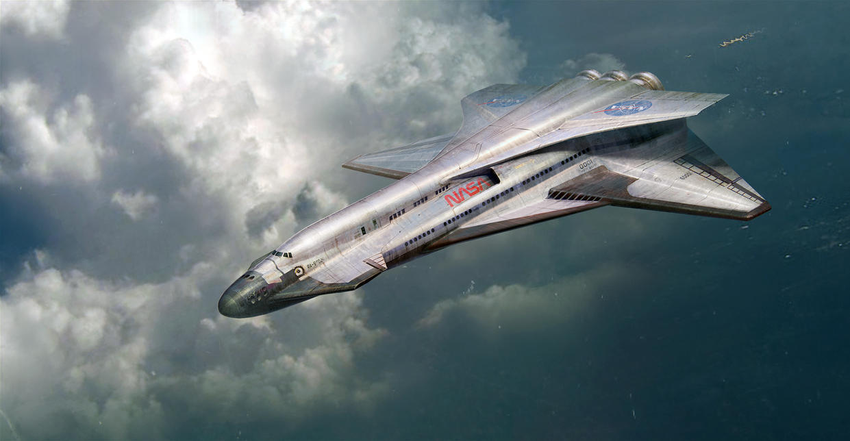 future space shuttle concepts - photo #26