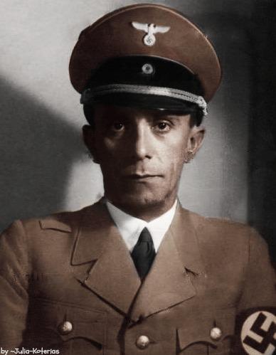 Classify Albert Speer Joseph Goebbels