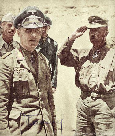 Erwin Rommel 3 by Julia-Koterias