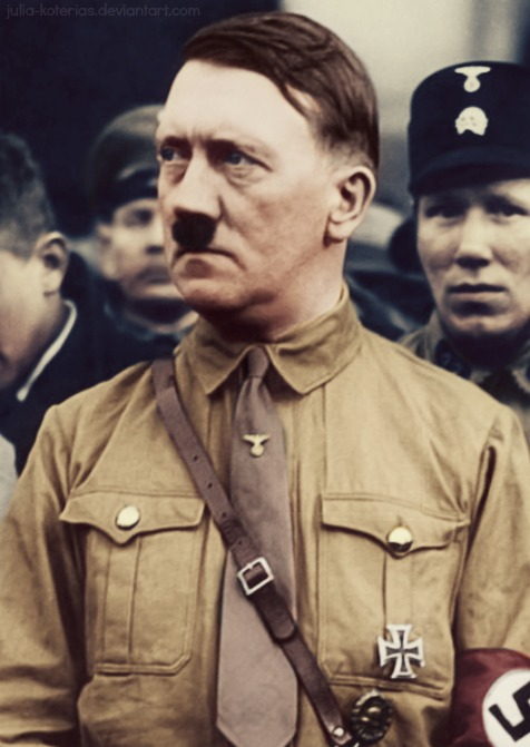 adolf hitler 12 Adolf hitler ranks as the most notable villain of the 20th century, but there's no denying that he's an interesting figure the german chancellor and third reich leader exerted a massive influence on world politics.
