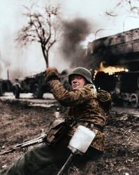 German soldier 40