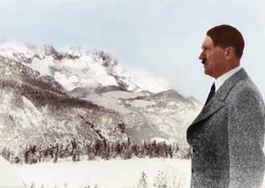 Adolf Hitler (in colour) 58