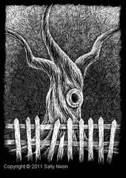Boo's Tree by SallyNixon
