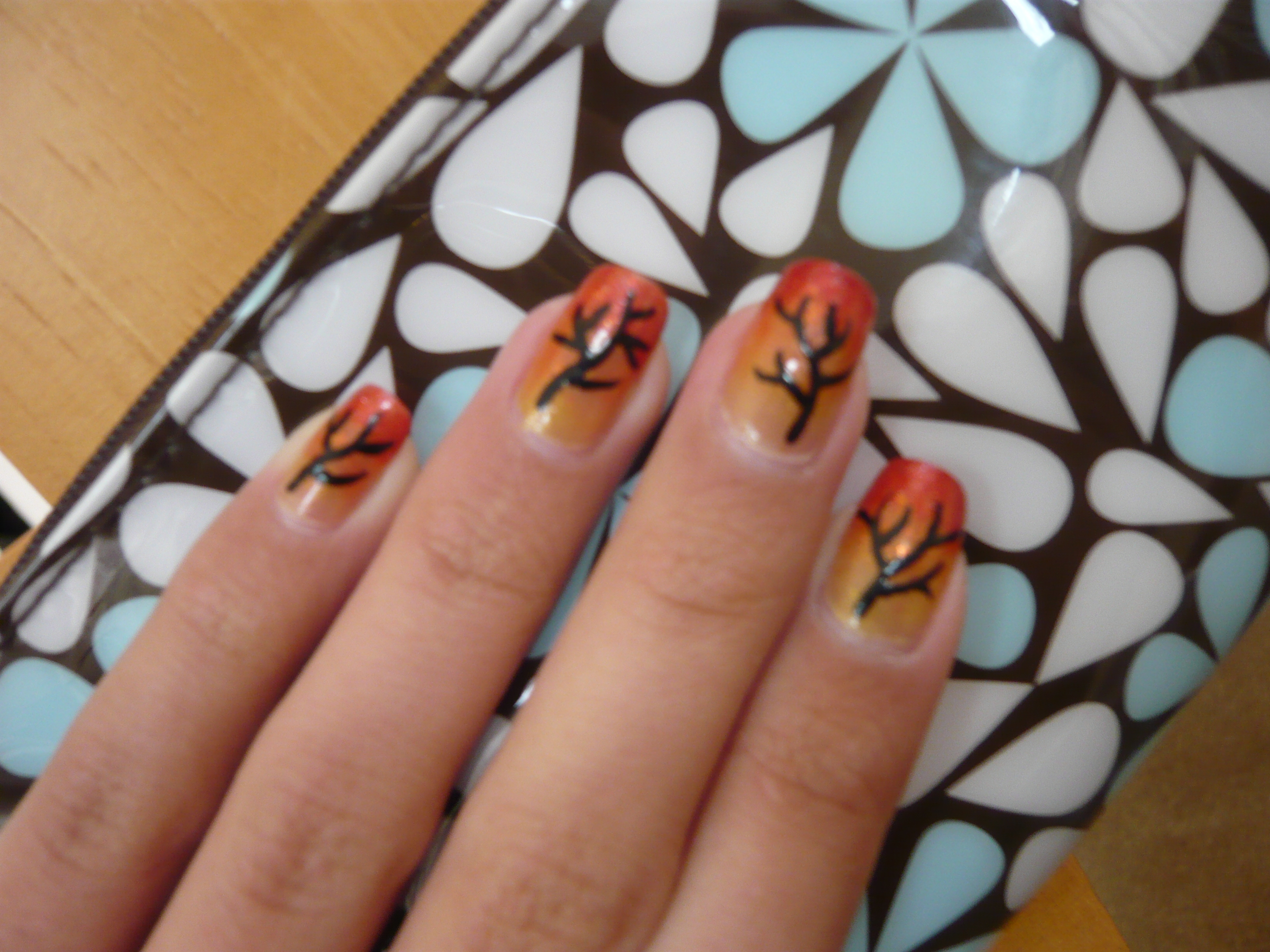 Autumn Nails by THJumbie