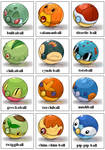 New Pokeballs Collection