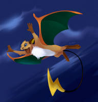 I can fly! by Bestary