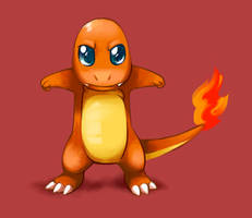 Day #7 Charmander by Bestary