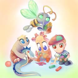 Zeelich Kids (LBA2) by Bestary