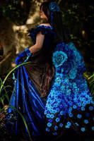 Pandora Hearts: Roses of Blue by Kate-Kane