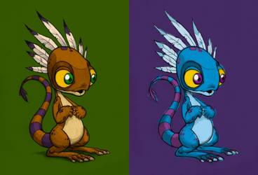Lizards by Noil-1