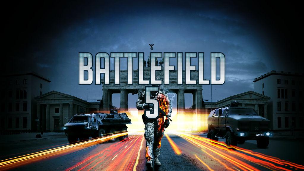 Battlefield 5 Wallpaper 1920x1080 By Muffinfr3ak On Deviantart