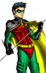Robin - Tim with some color