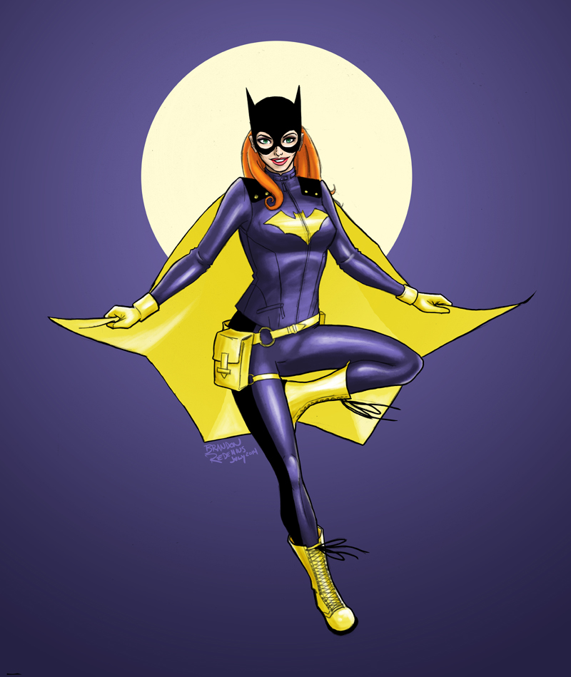 Batgirl 2014! by bredenius