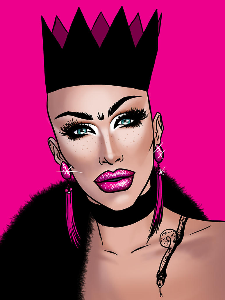 Sasha Velour (RuPaul's Drag Race Season 9) by bredenius