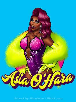 Asia O'Hara