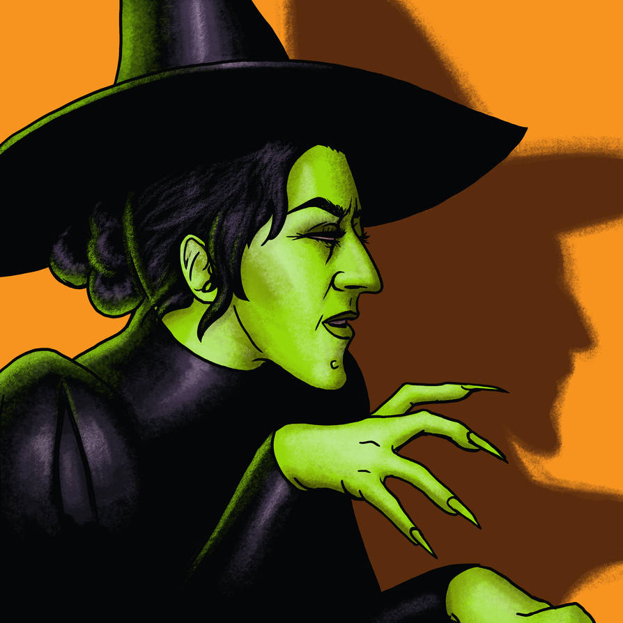 Wicked Witch of the West by bredenius