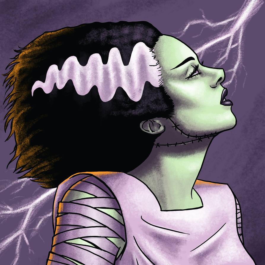 Bride of Frankenstein by bredenius