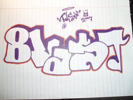 'Blast' - Quick Sketch by eat-milk