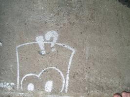 First stencil. by eat-milk